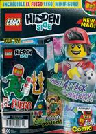 Lego Hidden Side Magazine Issue NO 4