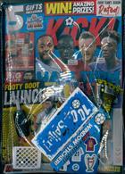 Kick Magazine Issue NO 176