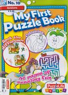 Puzzlelife Junior Silver Magazine Issue 1ST PZ B10