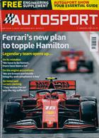 Autosport Magazine Issue 09/01/2020