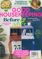 Good Housekeeping Usa Magazine Issue JAN-FEB