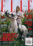 Elle Italian Magazine Issue NO 1-2
