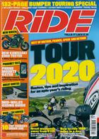 Ride Magazine Issue MAR 20