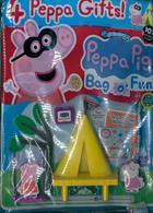 Peppa Pig Bag 0 Fun Magazine Issue NO 123