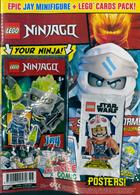 Lego Ninjago Magazine Issue NO 58