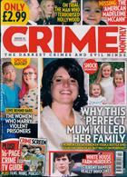 Crime Monthly Magazine Issue NO 10