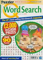Puzzler Q Wordsearch Magazine Issue NO 537