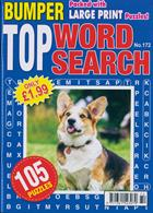 Bumper Top Wordsearch Magazine Issue NO 172