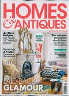 Homes & Antiques Magazine Issue FEB 20