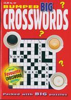Bumper Big Crossword Magazine Issue NO 127