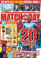 Match Of The Day  Magazine Issue NO 585