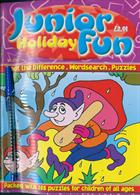 Junior Holiday Fun Magazine Issue NO 279