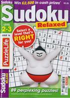 Puzzlelife Sudoku L 2&3 Magazine Issue NO 16