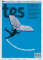 Times Educational Supplement Magazine Issue 48