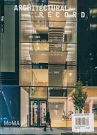 Architectural Record Magazine Issue DEC 19