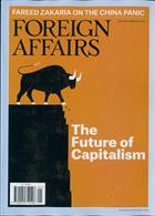 Foreign Affairs Magazine Issue JAN-FEB
