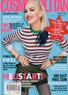 Cosmopolitan German Magazine Issue NO 2