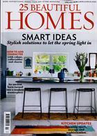 25 Beautiful Homes Magazine Issue APR 20