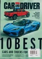 Car & Driver (Usa)  Magazine Issue JAN 20