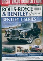 Rolls Royce Bentley Dri Magazine Issue MAR-APR