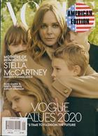 Vogue Usa Magazine Issue JAN 20