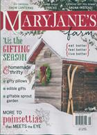 Mary Janes Farm Magazine Issue DEC/JAN20