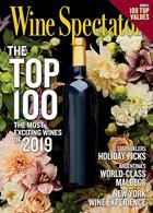 Wine Spectator Magazine Issue 31 DEC 19