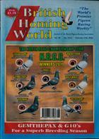 British Homing World Magazine Issue NO 7513