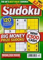 Everyday Sudoku Magazine Issue NO 170
