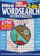 Tab Mini 2 In 1 Wordsearch Magazine Issue NO 21
