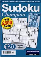 Sudoku Champion Magazine Issue NO 63