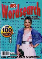 Just Wordsearch Magazine Issue NO 325