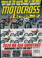 Motocross Action Magazine Issue JAN 20