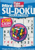 Tab Mini Sudoku Collection Magazine Issue NO 111