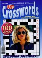 Just Crosswords Magazine Issue NO 299