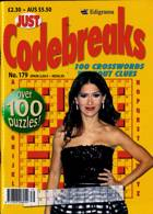 Just Codebreaks Magazine Issue NO 179