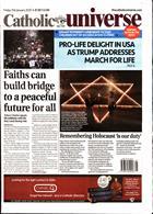 Catholic Universe Magazine Issue 31/01/2020