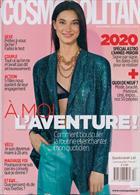 Cosmopolitan French Magazine Issue NO 553