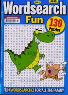 Wordsearch Fun Magazine Issue NO 43