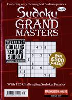 Sudoku Grandmaster Magazine Issue NO 178