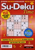 Sudoku Time Magazine Issue NO 182