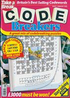 Take A Break Codebreakers Magazine Issue NO 1