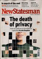 New Statesman Magazine Issue 28/02/2020