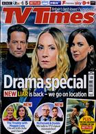 Tv Times England Magazine Issue 29/02/2020