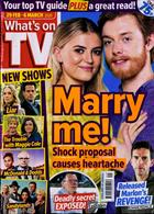 Whats On Tv England Magazine Issue 29/02/2020