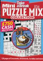 Tab Mini Puzzle Mix Coll Magazine Issue NO 111