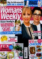 Womans Weekly Magazine Issue 31/03/2020