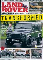 Land Rover Monthly Magazine Issue MAR 20