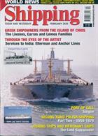 Shipping Today & Yesterday Magazine Issue FEB 20