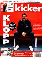 Kicker Montag Magazine Issue NO 2